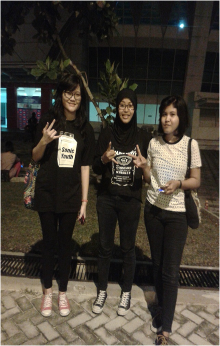 Meeting the Punks of Pekanbaru by Putri (6/6)