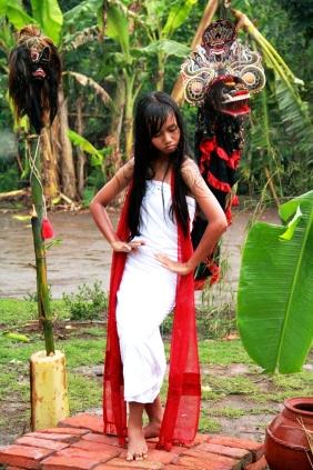 Dewi Sekartaji putri raja Kerajaan Daha dari Cerita Panji2