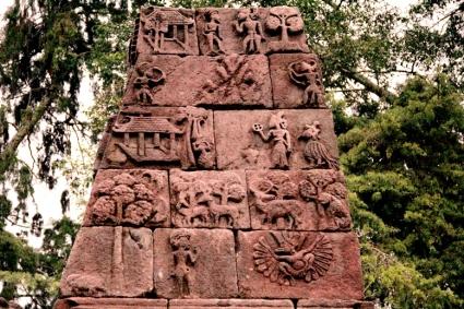Relief Candi Sukuh, Karanganyar di Jawa Tengah2