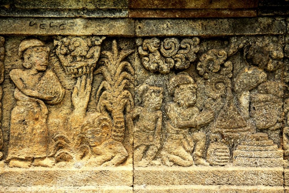 Peradaban, seni dan budaya nusantara milik bangsa indonesia sebagai warisan dunia. (3/5)