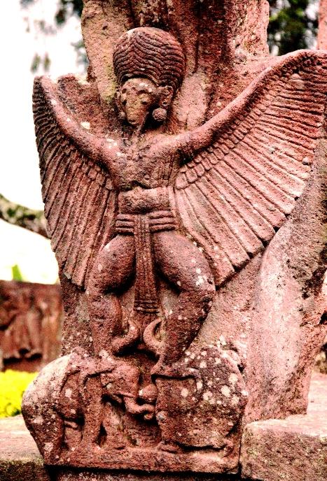 Peradaban, seni dan budaya nusantara milik bangsa indonesia sebagai warisan dunia. (5/5)